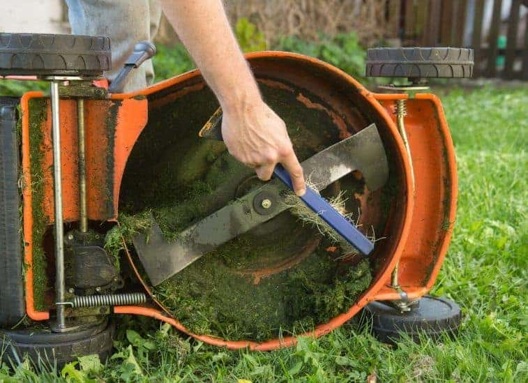 Frequently Asked Questions About Sharpening a Riding Mowers Blades