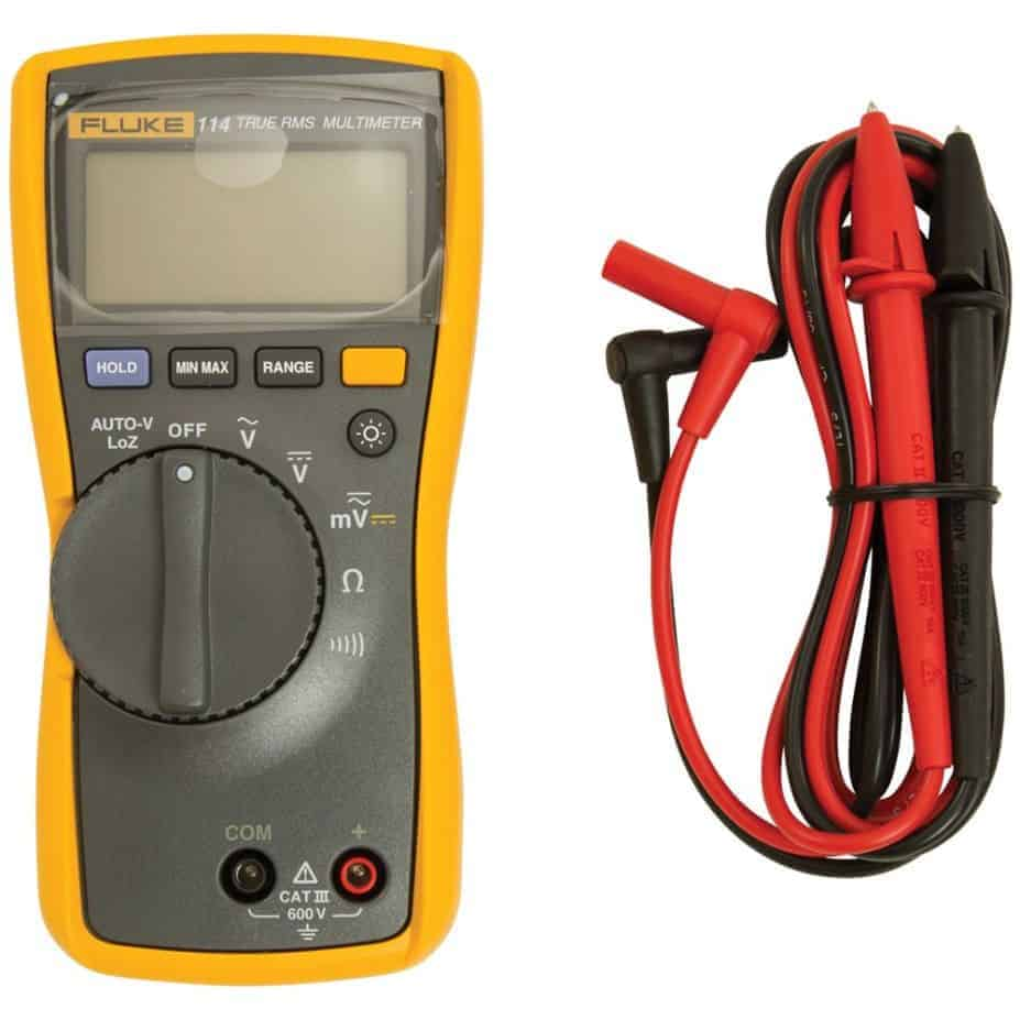 Test With a Multimeter