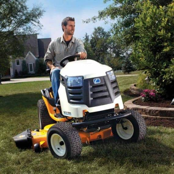 Factors That Can Affect A Riding Lawn Mower's Weight