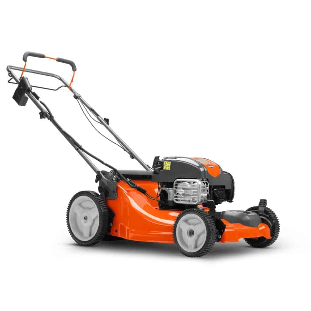 Front-Wheel Drive Mowers
