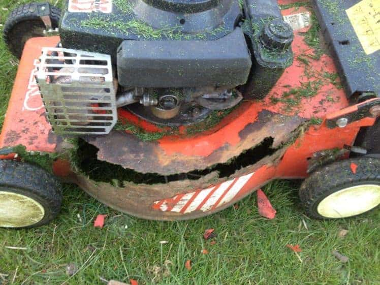 Getting Rid of Your Lawn Mower Responsibly