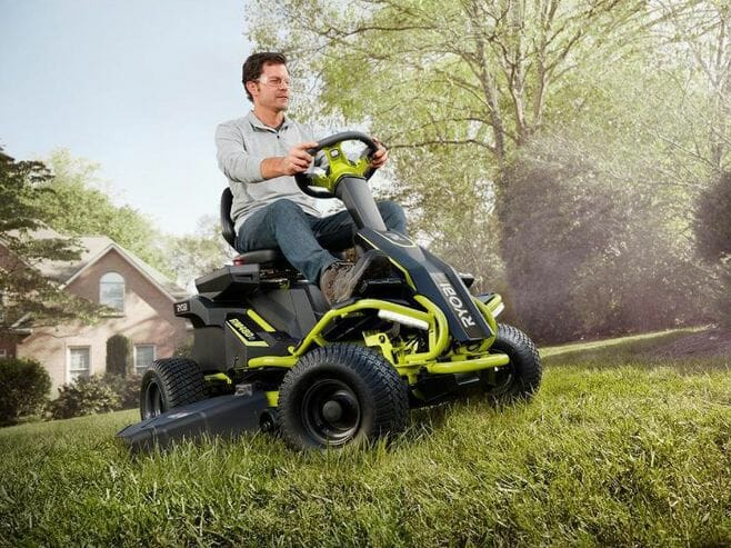 Just How Heavy Are Riding Lawn Mowers