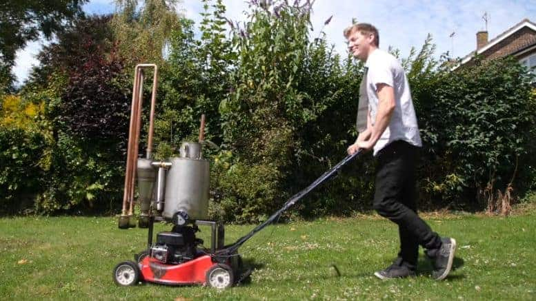 What is a Gas Mower