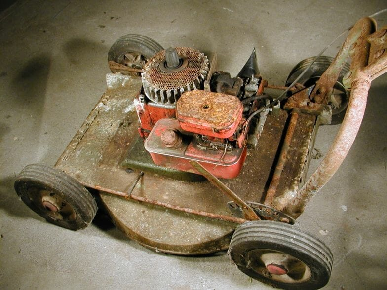 What to Do with Old Petrol and Oil from Old Lawn Mower