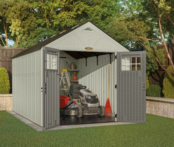 What's the Best Way to House Your Mower