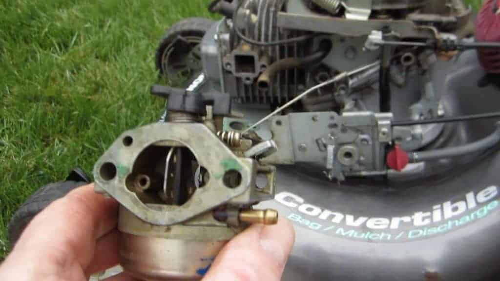 You Need To Adjust The Carburettor