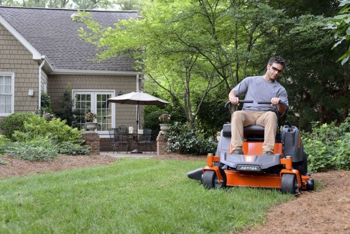 Tips to help maintain your ride on lawnmower
