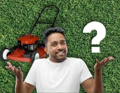 Auto Choke Stuck On My Lawnmower