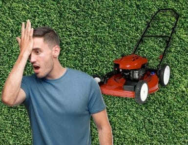 Bad To Leave The Choke Functioning On a Mower