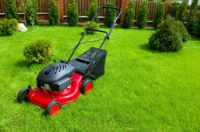 Is It Secure To Leave a Mower Outside