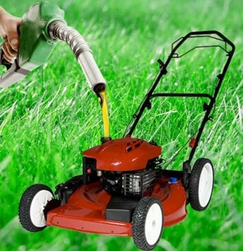 Type Of Fuel Should You Use In a Mower